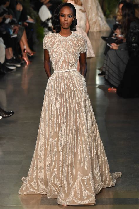 The Couture by Elie Saab Summer 2015 Haute Couture Collection