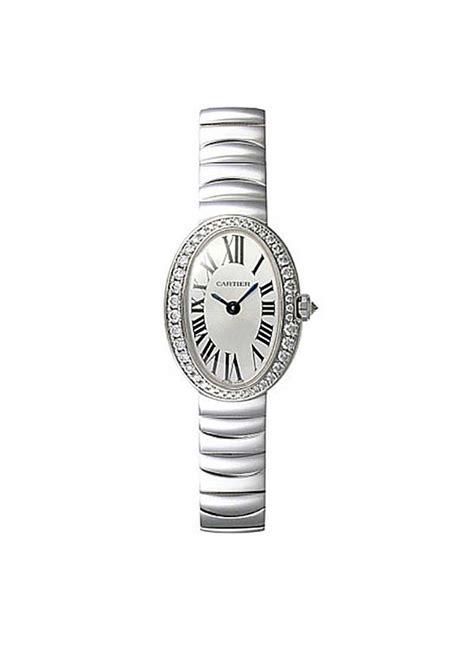 Baignoire Mini by Wb520025 Cartier Baignoire Mini White Gold Essential Watches