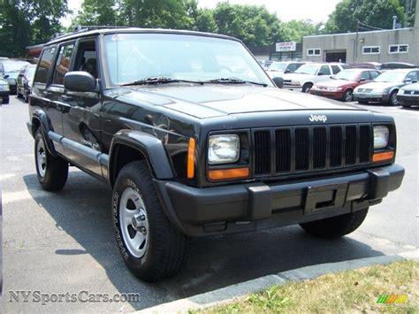 2000 jeep black 2000 jeep sport 4x4 in black photo 5 119994