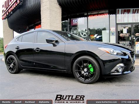 tires for mazda 3 mazda 3 with 18in tsw interlagos wheels exclusively from