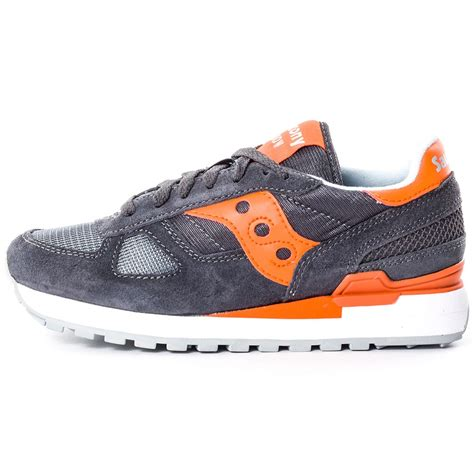 Sale Co Nelly Shoes Ori saucony shadow original womens trainers in charcoal