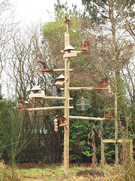 Bird Feeder Station multi house bird feeders on bird feeding