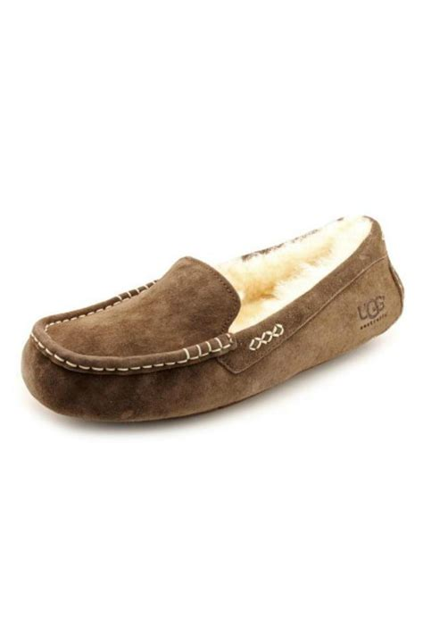 ansley slipper ugg australia ansley suede slipper from new hshire by