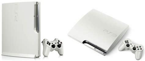 Dijamin Ps3 Slim Console 320gb Ofw playstation 3 slim gets a white dress 320gb hdd