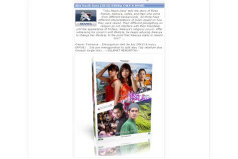 film malaysia aku masih dara ceritera hidupku camne nak download movie