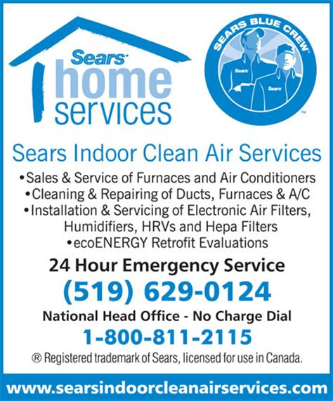 home air sears home air
