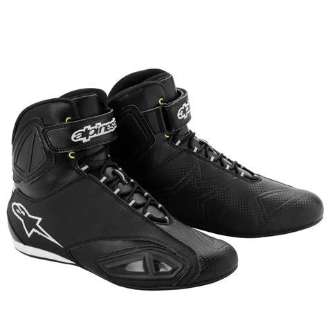 moto shoes botas alpinestars fast 1 n 183 motocard