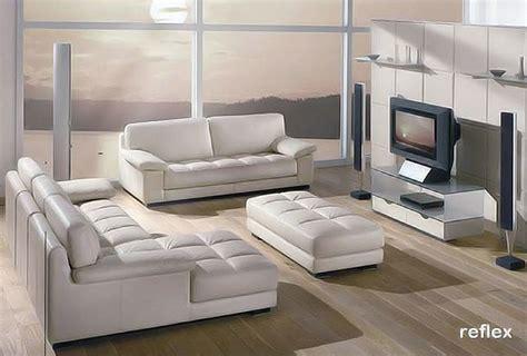 divani salotto divani in pelle contemporanei reflex