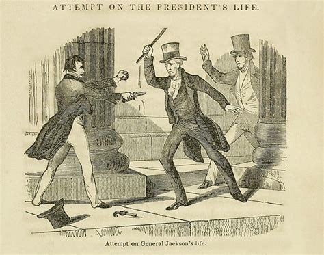 Kitchen Cabinet Government by Andrew Jackson Assassination Attempt Anniversary The