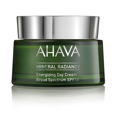 Ahava Instant Detox Mud Mask by Ahava Mineral Radiance Energizing Day Spf 15