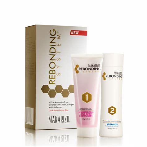 Harga Makarizo Extremely Damaged Hair rebonding system set brands