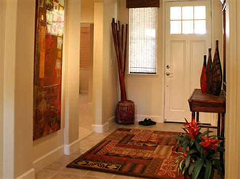 home entryway tropical style hgtv