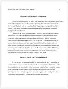 Book Report Apa Format Developing A Final Draft Of A Research Paper