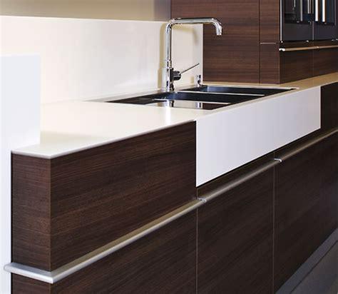 corian arbeitsplatte küche wohnzimmer deko landhausstil