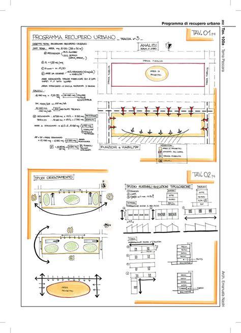 tavole esame di stato architettura esame di stato architettura le novit 224 per la seconda sessione