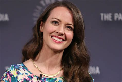macgyver cast amy acker of person of interest guest star on cbs
