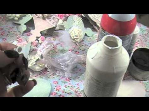 Hq 9675 I Dont Give A Chic shabby chic ornament 2 tutorial