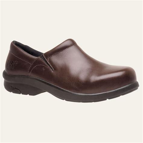 timberland work shoes womens timberland pro shoes womens newbury slip on alloy toe