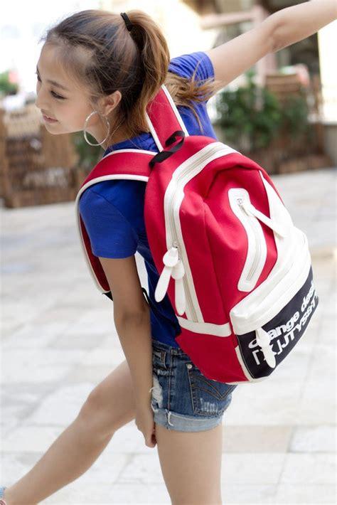Tas Wanita Merah 12 tas ransel import merah terbaru 2013 model terbaru