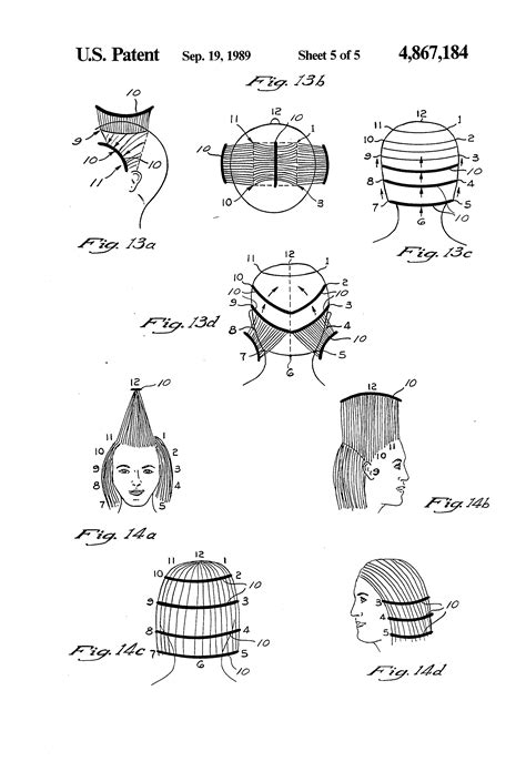 diagram on cutting hair hair cutting diagrams templates pictures to pin on