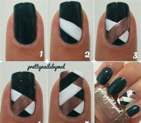 50 lazy nail ideas that are actually easy