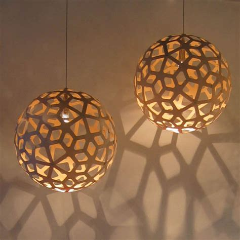 Coral Pendant Light David Trubridge Coral Pendant Contemporary Pendant Lighting By Ylighting