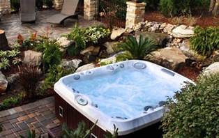 outdoor tubs ideas home interior exterior