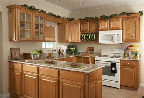 oak cabinet kitchen ideas oak kitchen cabinets to renovate houses renovation and