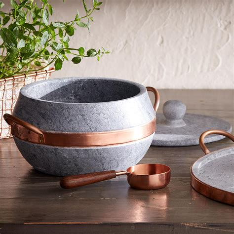 Soapstone Pots soapstone cookware so that s cool