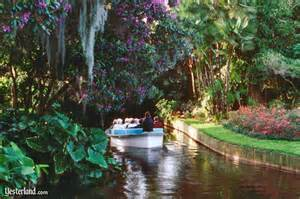 yesterland side trip cypress gardens before and after