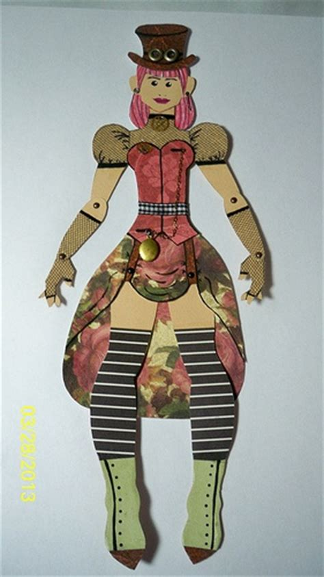 1000 images about jointed paper dolls on pinterest 1000 images about articulated paper dolls i ve made on