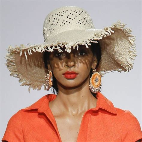 Aw08 Trends Great Big Hats In by 3414 Best Trend Report Summer Fashion Style Images