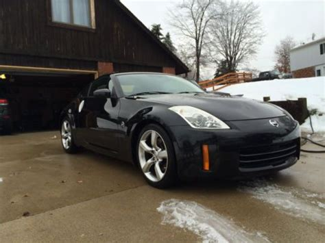 car owners manuals for sale 2008 nissan 350z regenerative braking purchase used 2008 nissan 350z 6 speed manual base 27 800