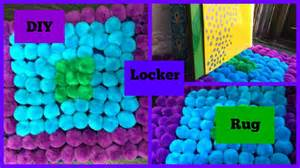 Diy Locker Rug Locker Rug Diy Youtube