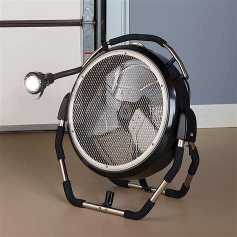 high velocity industrial fan the high velocity industrial fan hammacher schlemmer
