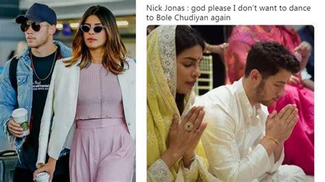 priyanka chopra wedding religion before priyanka chopra and nick jonas wedding best memes