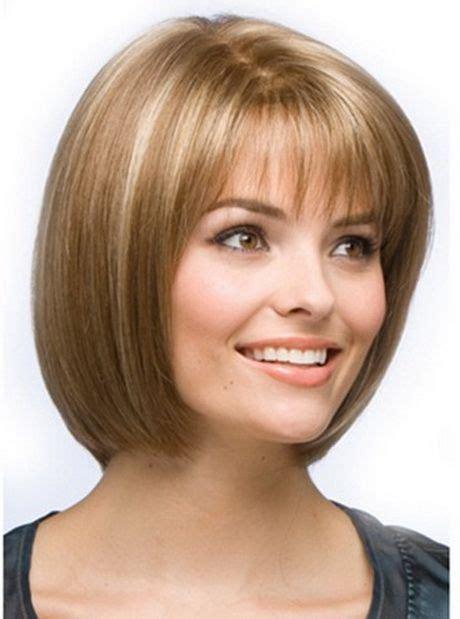 good hairstyle for double chin 250 best images about short hair on pinterest wigs bobs