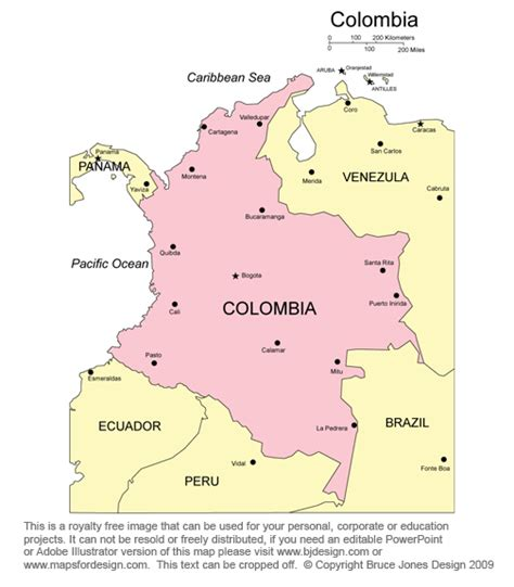 map of colombia in south america images and places pictures and info colombia map bogota