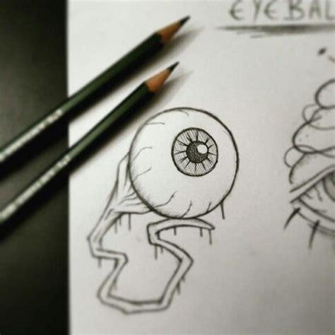 tattoo girl bleeding eyes https www instagram com timmy senf illustration creepy