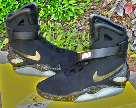 How Much Do Handmade Shoes Cost - nike mag 2011 elite by kickasso kustoms sneakerfiles
