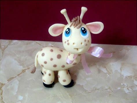imagenes de jirafas en porcelana fria clases de porcelana fr 237 a jirafita tierna youtube