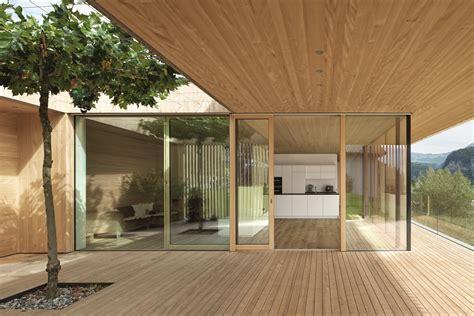 haus veranda terrasse holz gel 195 194 164 nder ideen fassade holz - Haus Geländer