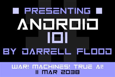 dafont android android 101 dafont com