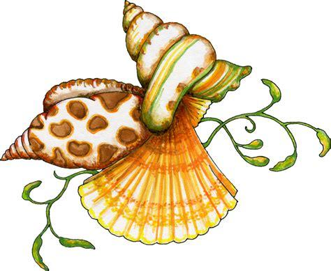 sea shell clip seashell clip borders free clipart panda free