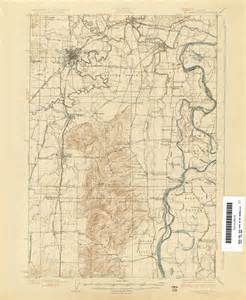 map of oregon 1800s oregon historical topographic maps perry casta 241 eda map