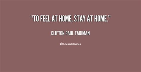 quotes about staying home quotesgram
