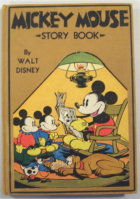 storytellers books mickey mouse story book by walt disney hardcover