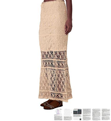 pattern house kent skirt crochet skirt pattern maxi crochet skirt pattern beach