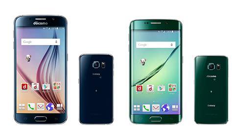 Samsung S7 Docomo galaxy s6 s6 edge ditches samsung branding in japan