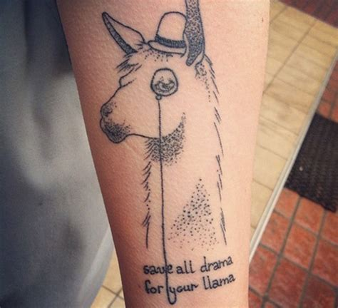 lama best tattoo design ideas